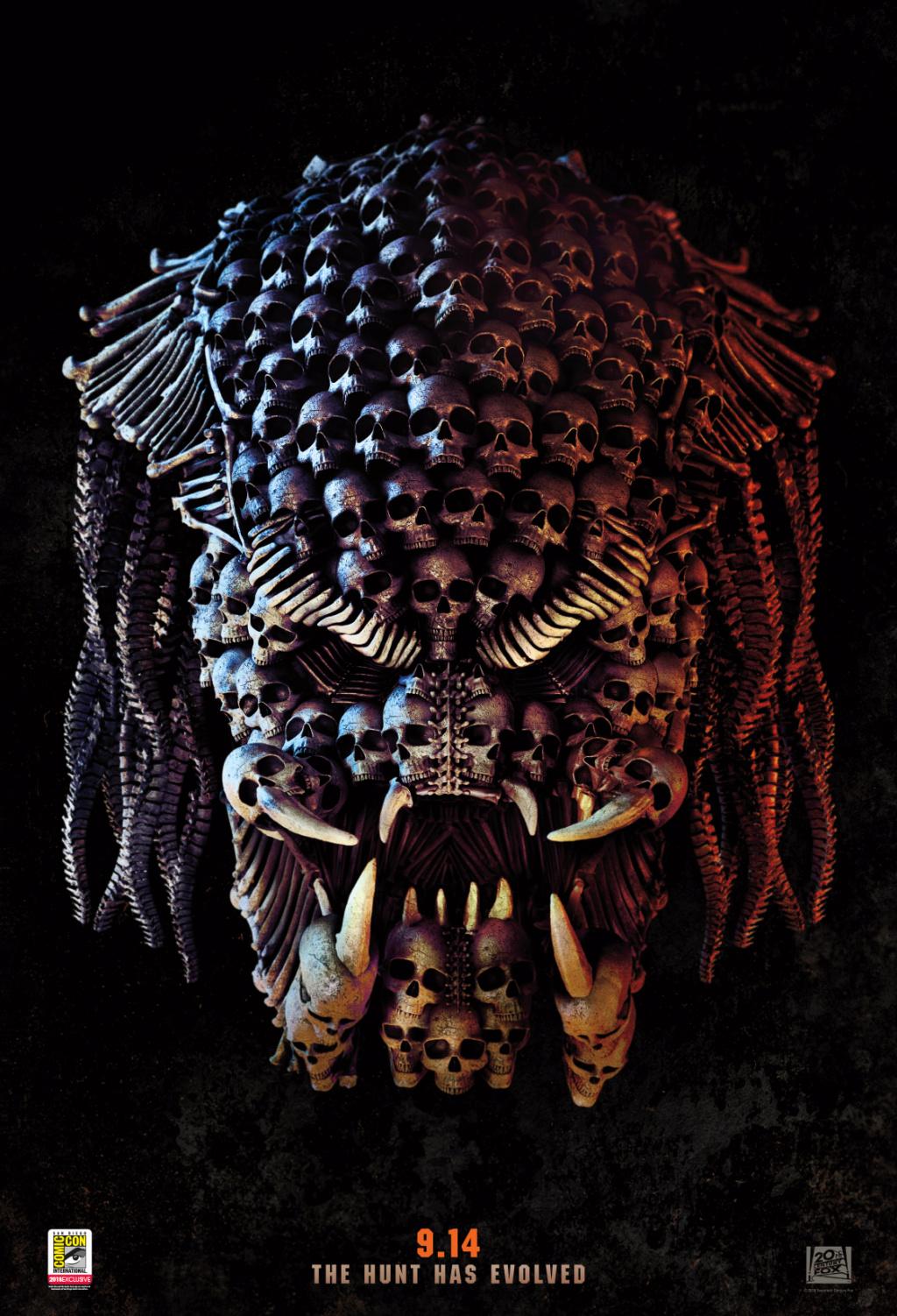 The Predator ($160,542,134)  The-pr10