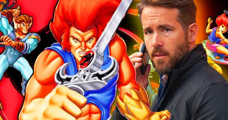 ThunderCats Movie Coming from Michael Bay, Ryan Reynolds and Netflix? Thunde10