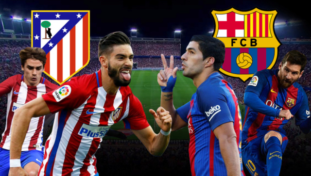 Atletico - FC Barcelona & Lechia z Jagiellonią   5810