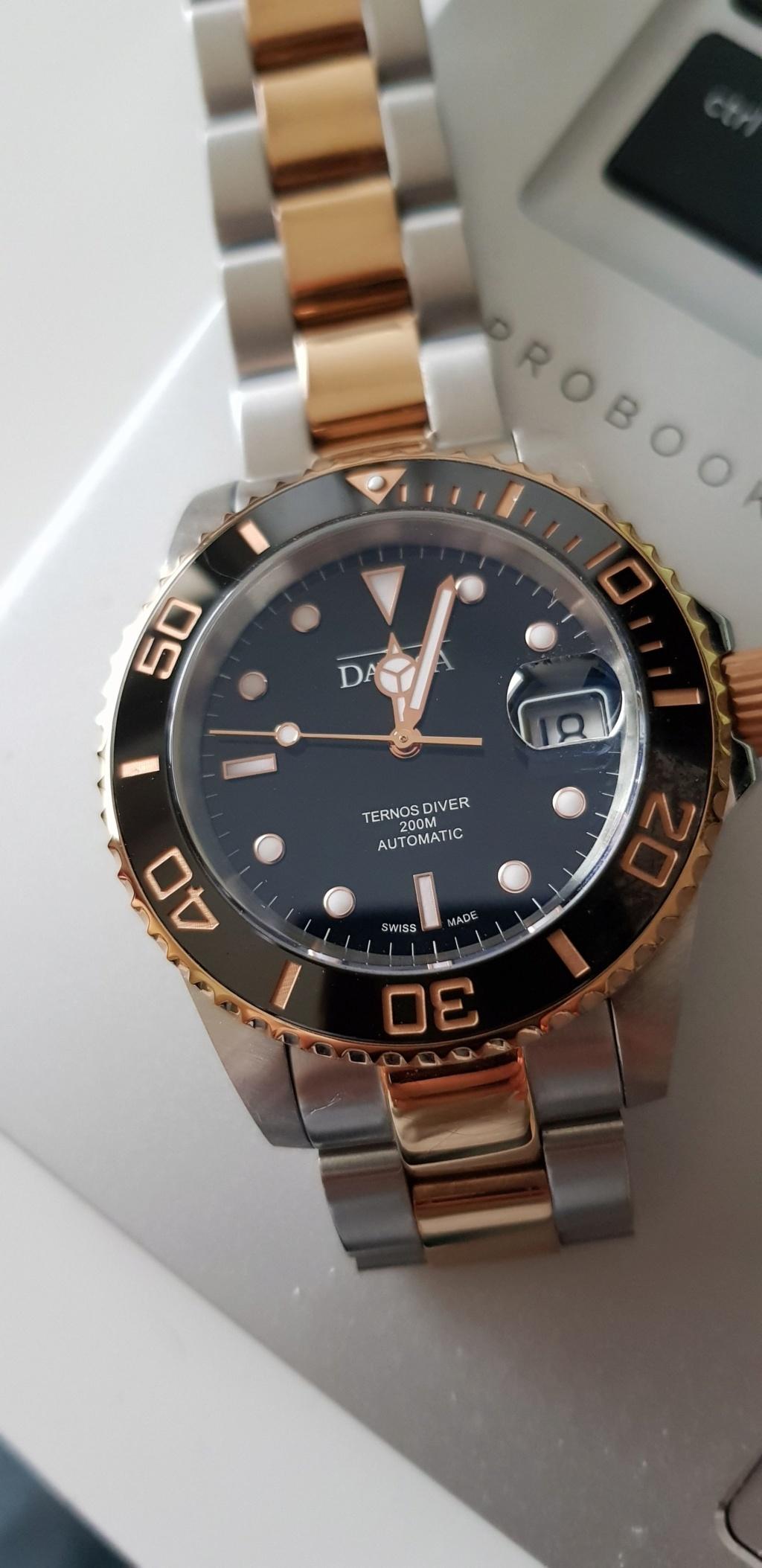 """Ocean - Le club des heureux propriétaires décomplexés de montres """"hommage"""" - tome 2 - Page 18 20200510"""