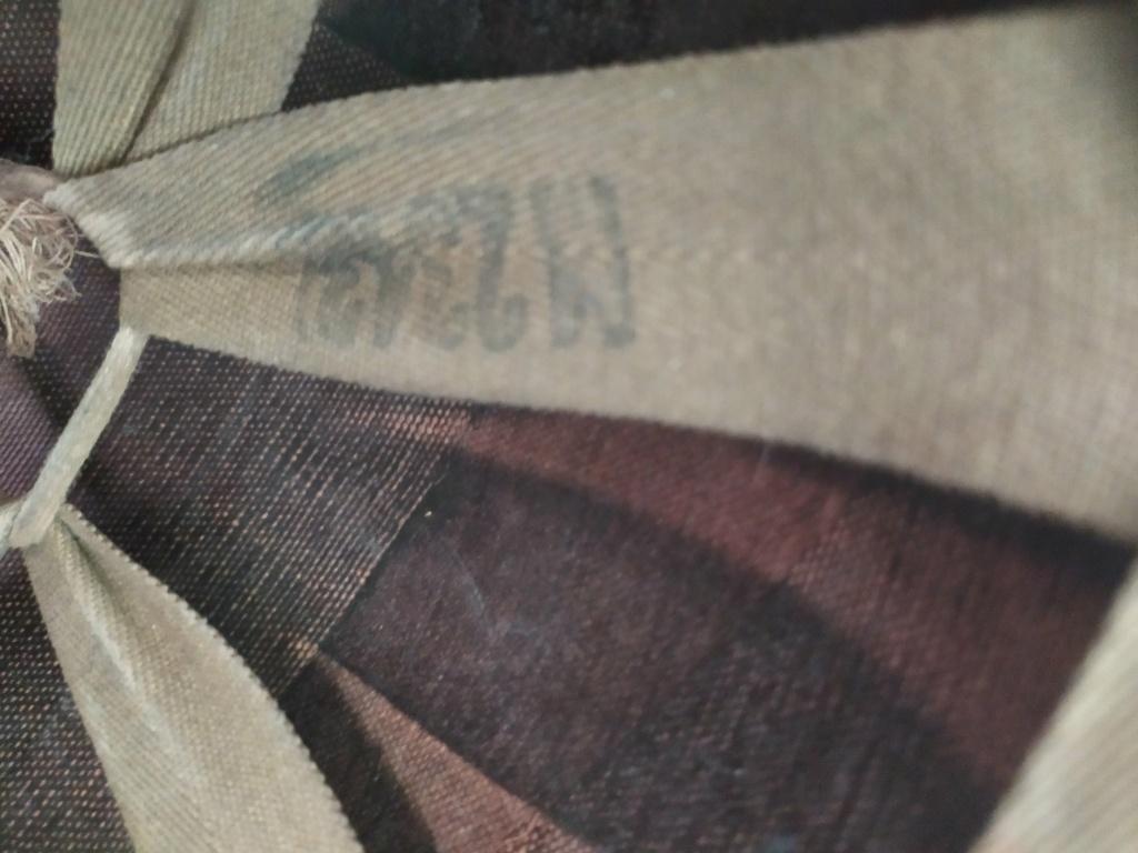 Identification soldat US par 1 casque lourd et 1 liner para,un peu d'aide, svp ! Img_2026
