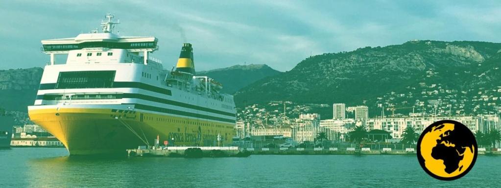 AlertePollution : à Toulon, l'inquiétante fumée noire des ferries amarrés près des habitations 16760510
