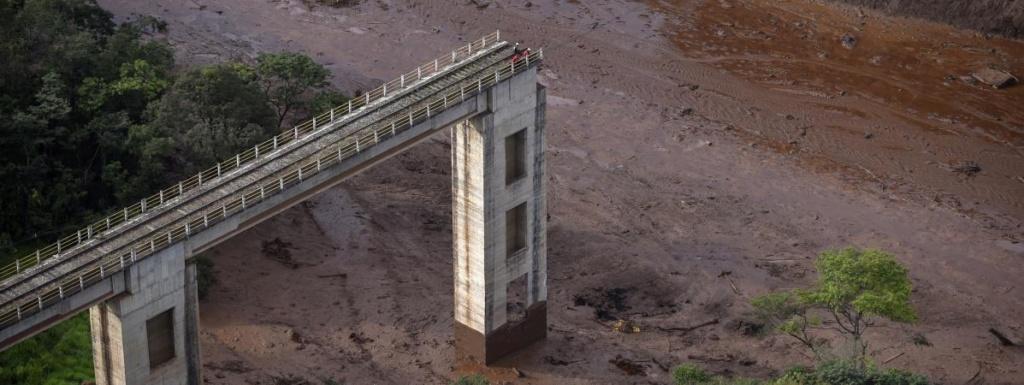 Brésil : ce que l'on sait de la rupture d'un barrage minier qui a fait au moins neuf morts et 300 disparus 16906210