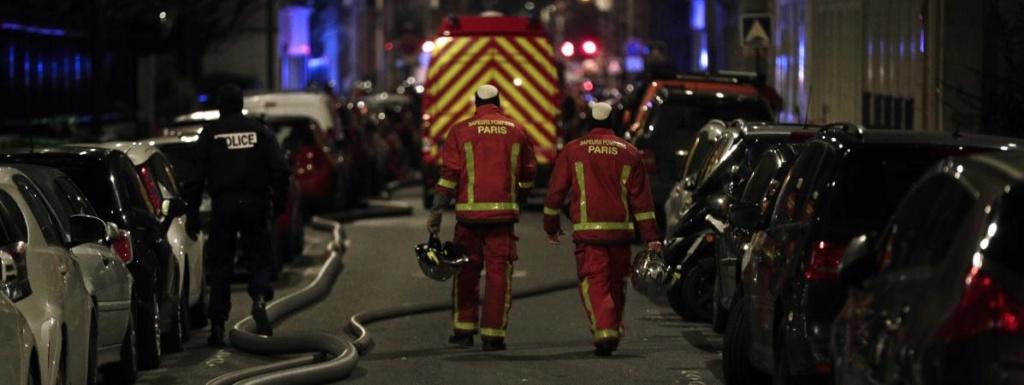 Ce que l'on sait de l'incendie qui a fait dix morts et une trentaine de blessés à Paris 16967010