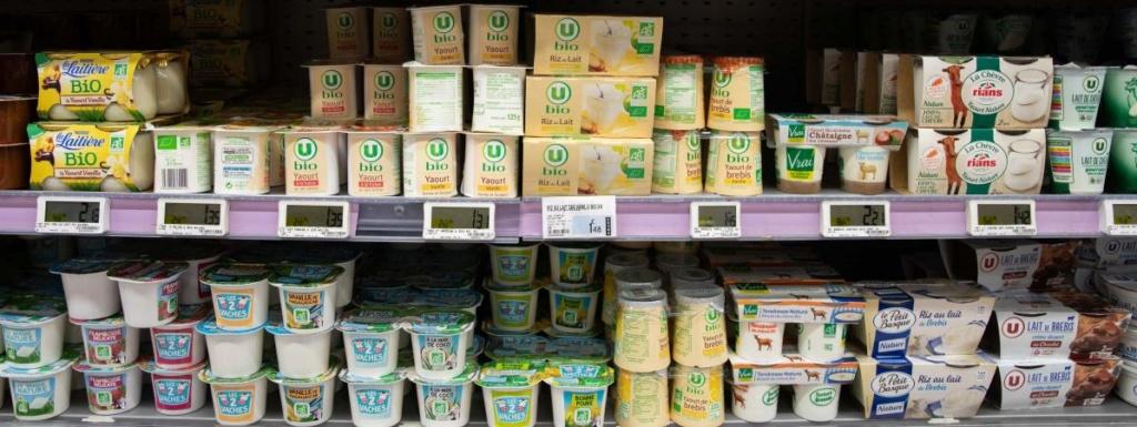Gaspillage alimentaire : une association appelle à modifier le fonctionnement de la date de péremption des produits 17004810