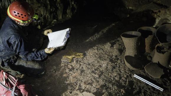 Au Mexique, des trésors de la civilisation maya ont été mis au jour 17142710