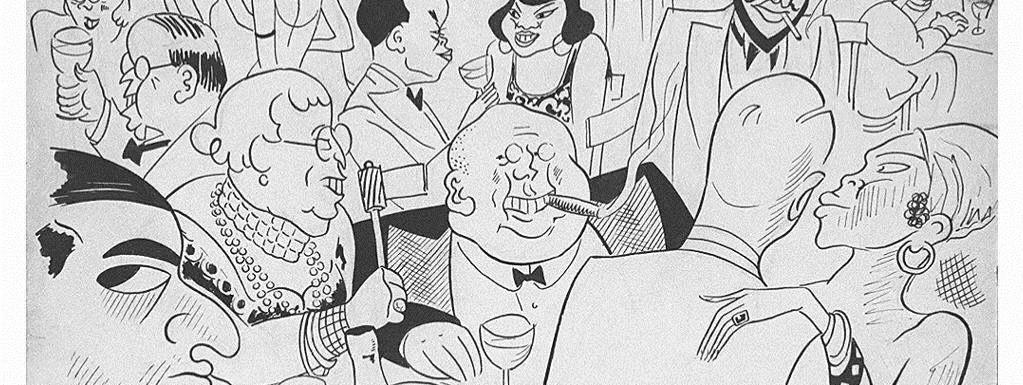 Le saviez-vous ? Jean Moulin était aussi l'auteur de dessins humoristiques 19484610