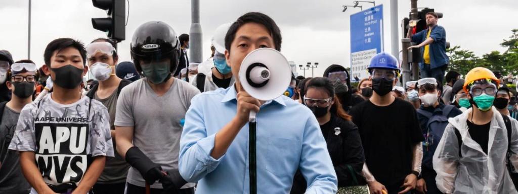 Manifestations à Hong Kong : le gouvernement suspend le projet de loi controversé sur l'extradition vers la Chine 19513410