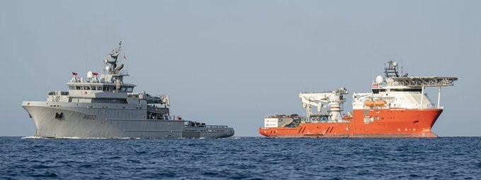 """Le sous-marin """"La Minerve"""", disparu il y a 50 ans, a été retrouvé au large de Toulon 19744010"""