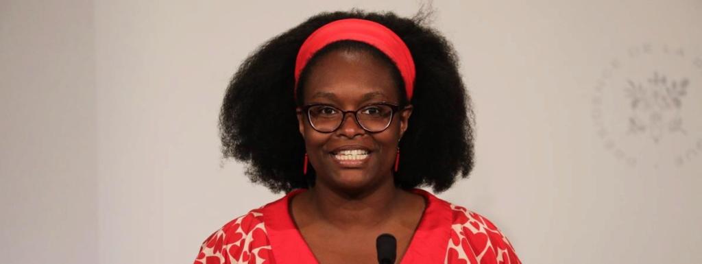 """""""Il ne faut pas se rouler dans la fange avec ceux qui s'y complaisent"""" : Sibeth Ndiaye répond au tweet raciste de Nadine Morano 19744610"""