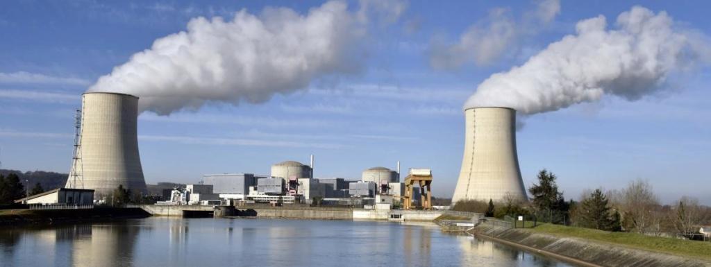 Comment la canicule paralyse les centrales nucléaires 19749710