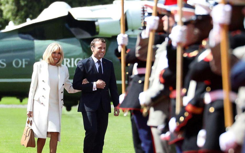 Débarquement en Provence : la pré-rentrée soigneusement préparée de Macron 5wfmie10