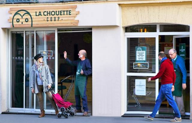 Toulouse : D'ici peu, le premier supermarché où les clients sont aussi les chefs de rayon va ouvrir ses portes 640x1027