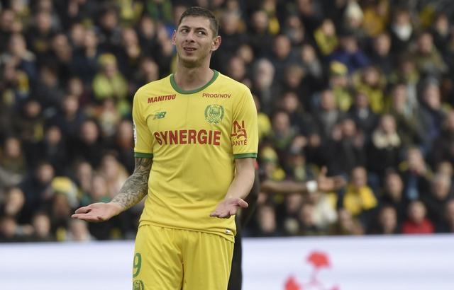 FC Nantes: Un avion de tourisme transportant Emiliano Sala a disparu au-dessus de la Manche 640x4169
