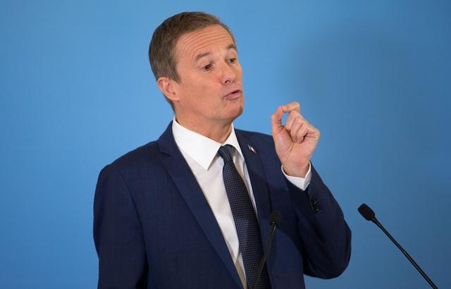«Gilets jaunes»: Dupont-Aignan accuse le gouvernement de «scénariser les violences» 640x4223