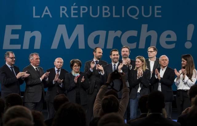 Européennes: LREM reste en tête des intentions de vote devant le Rassemblement National 640x4452