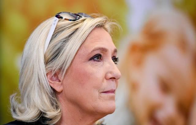Pour Marine Le Pen, LREM risque «d'aggraver» l'Union européenne 640x4507