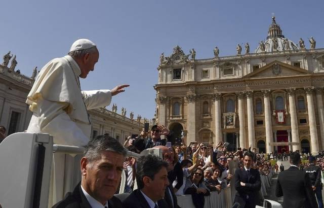Abus sexuels: Des Américains vont saisir la justice contre le Vatican pour ouvrir ses archives 640x4515