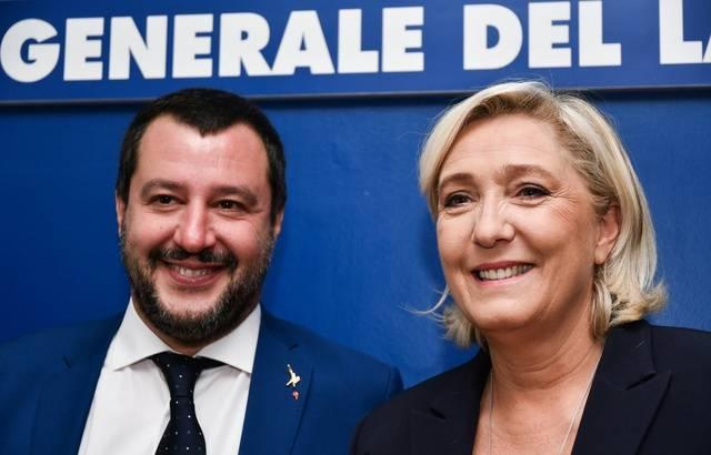 Elections européennes: Un sommet des nationalistes à Milan pour les lancer à la conquête de l'Europe 640x4524