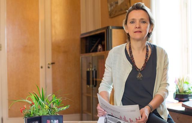 La présidente du groupe LR à la mairie de Paris quitte, à son tour, Les Républicains 640x4581