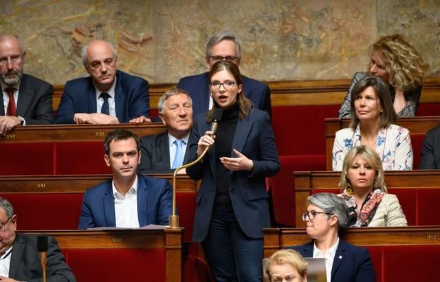 LREM: «Il n'y aura pas de primaire à Paris» pour les municipales annonce Aurore Bergé 640x4588