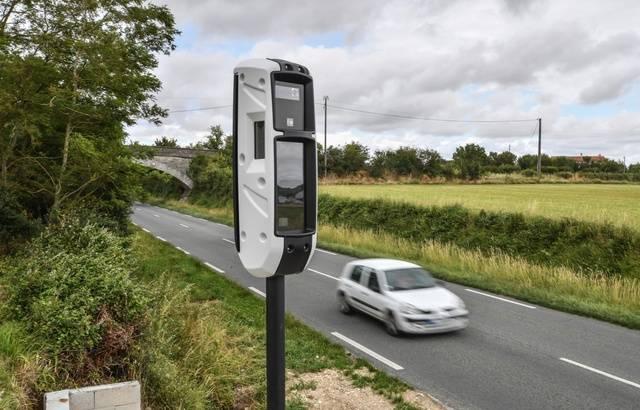 Occitanie: Les nouveaux «super-radars tourelles» débarquent sur les routes de la région 640x4639