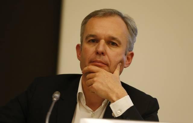 François de Rugy a fait réaliser plus de 63.000 euros de travaux dans son appartement de fonction 640x4647