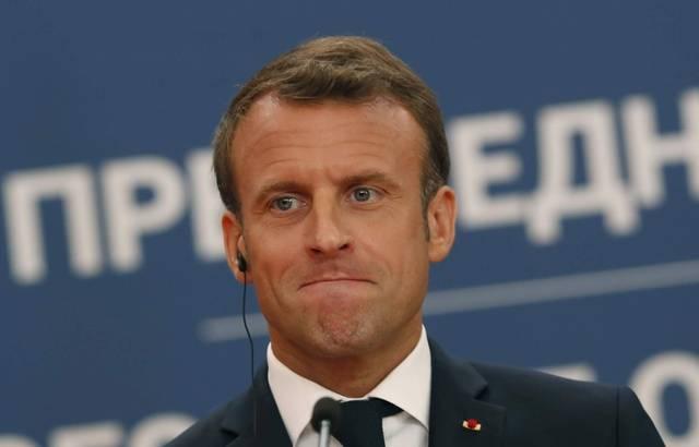 Affaire de Rugy: «J'ai demandé au Premier ministre d'apporter toute la clarté» déclare Macron 640x4661
