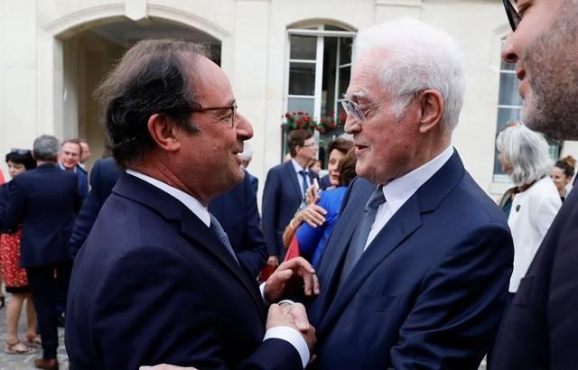 Réunion des figures du PS: Hollande contre «les appels frénétiques au rassemblement» 640x4665