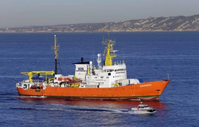 SOS Méditerranée: L'ONG annonce une nouvelle opération de sauvetage des migrants 640x4673