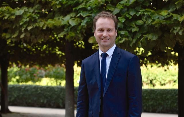 Paris: Pas de candidature de Cédric Villani ni de plan B selon le député LREM Sylvain Maillard 640x4704