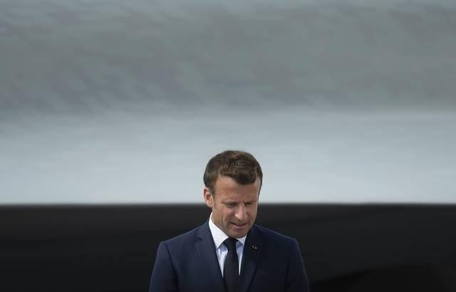 Mort du maire de Signes: Aux obsèques, Emmanuel Macron apporte son soutien aux élus locaux 640x4720