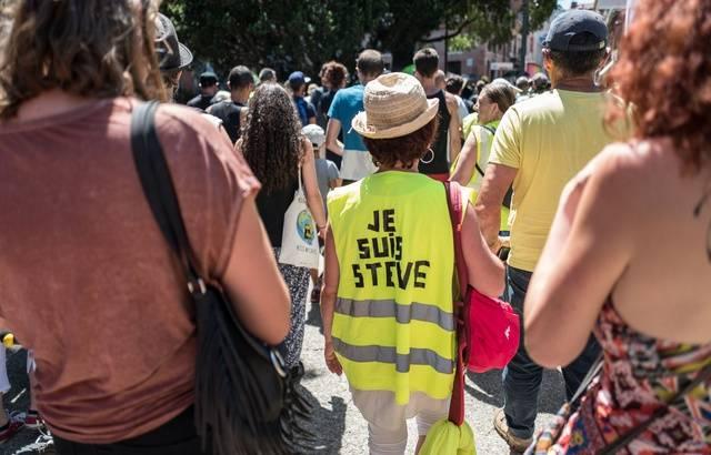 Montpellier: Une permanence parlementaire LREM dégradée par des «gilets jaunes» 640x4724