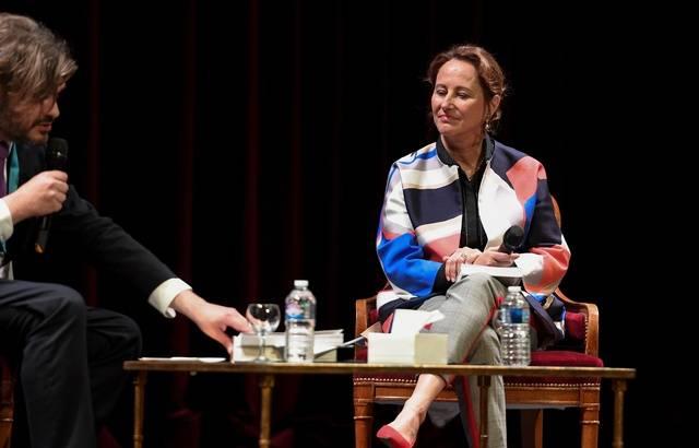 Présidentielle 2022: Ségolène Royal n'exclut pas d'être candidate, mais «pas sous le chapeau socialiste» 640x4736