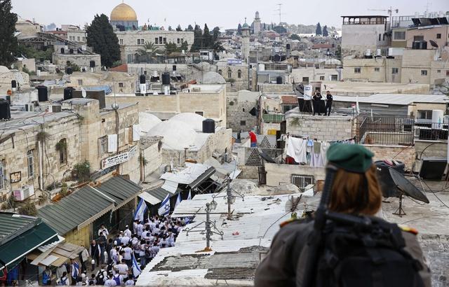 Le Honduras reconnaît Jérusalem comme capitale d'Israël et y ouvre un «bureau diplomatique» 640x4746
