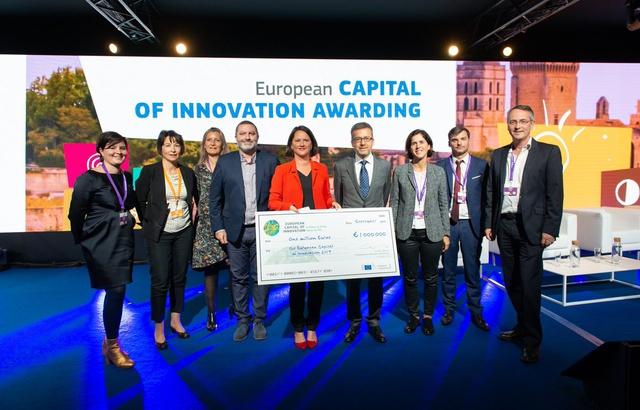 Nantes décroche le prix de Capitale européenne de l'innovation 640x4796