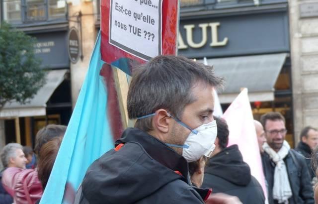 Incendie de l'usine Lubrizol à Rouen : Le Sénat vote à l'unanimité la création d'une commission d'enquête 640x4818
