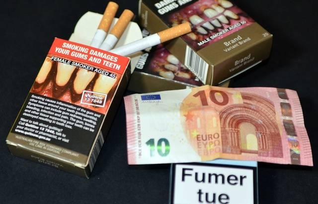 Mois sans tabac : Vous fumez encore ? Savez-vous où va l'argent des paquets de cigarettes ? 640x4892