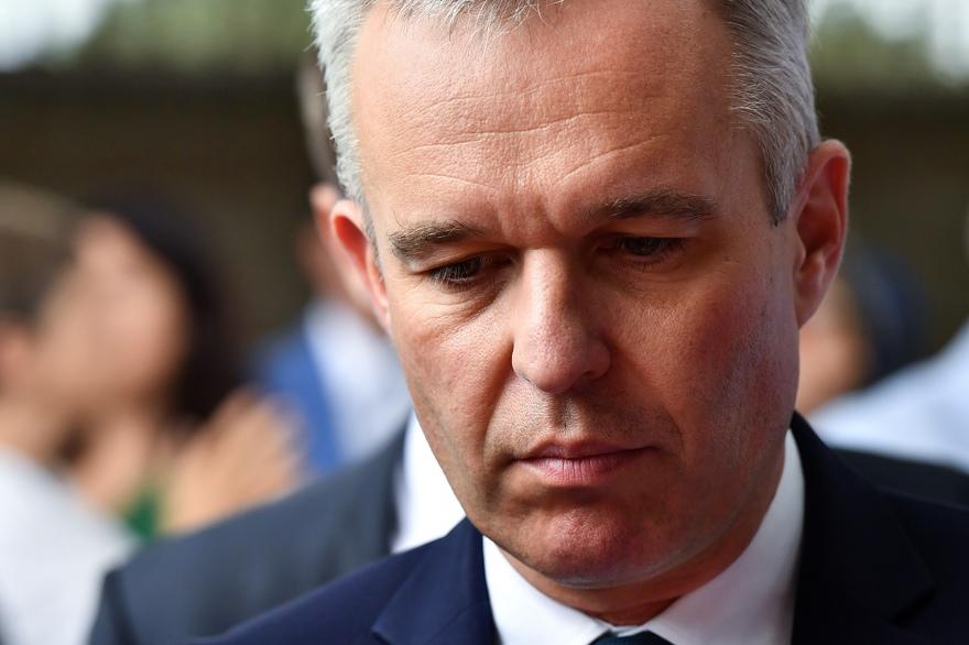François de Rugy a présenté sa démission du gouvernement 77980210