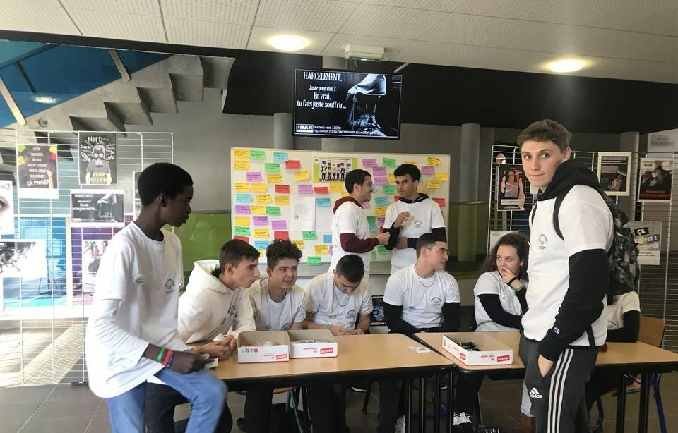 « On peut prévenir avant de guérir »… A Cormeilles-en-Parisis, collégiens et lycéens se forment contre le harcèlement 960x1088