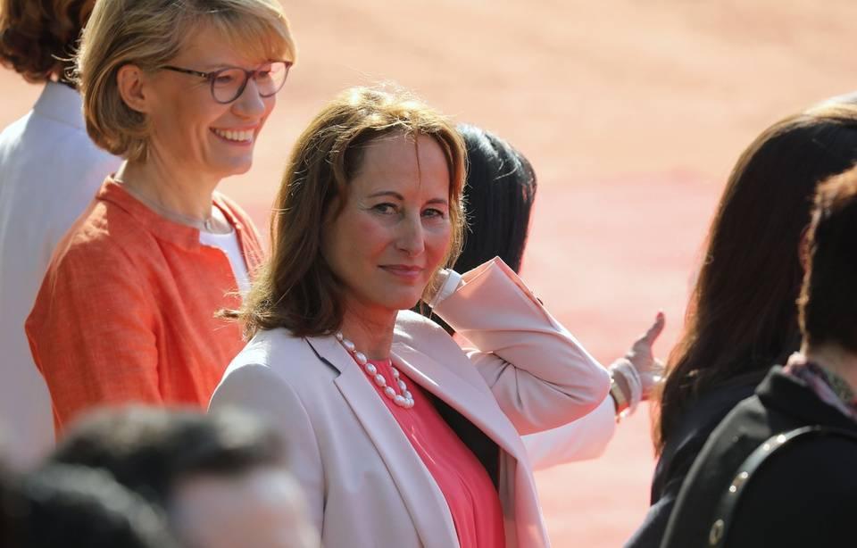 Ségolène Royal accusée d'utiliser ses moyens d'ambassadrice des pôles à des fins personnelles 960x1106