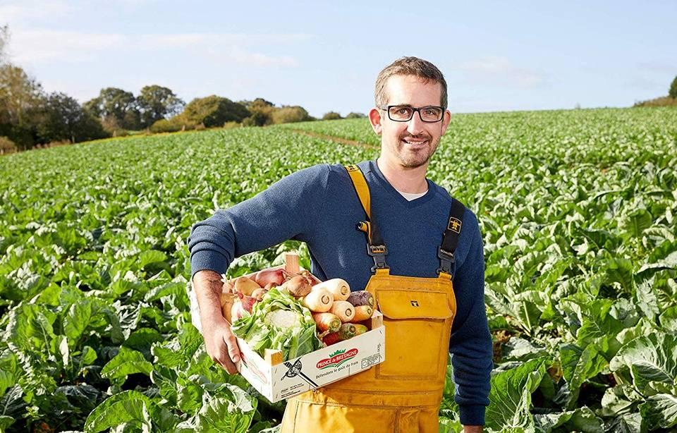 Bretagne : Des paniers de légumes frais et de saison vendus sur Amazon 960x1111