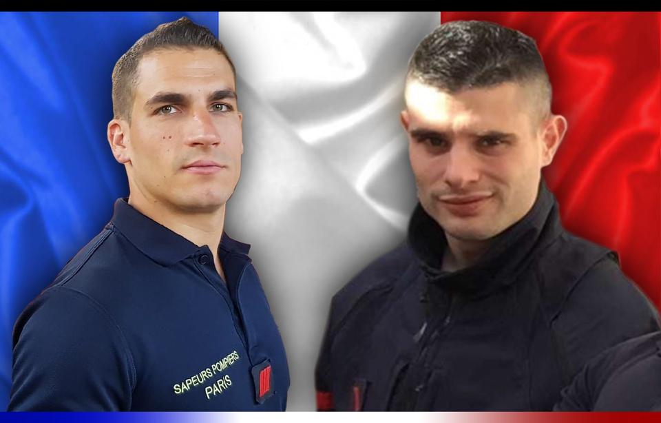 Explosion à Paris: Qui sont les deux pompiers décédés? 960x6132