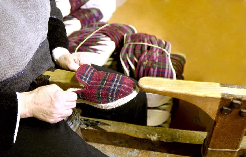 Les charentaises, célèbres chaussons, sont désormais protégées 960x6410