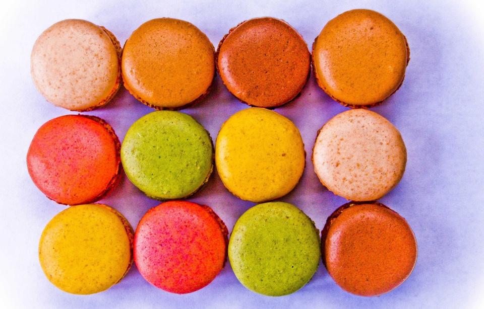Un quart des macarons vendus en France contiennent trop de colorants 960x6411