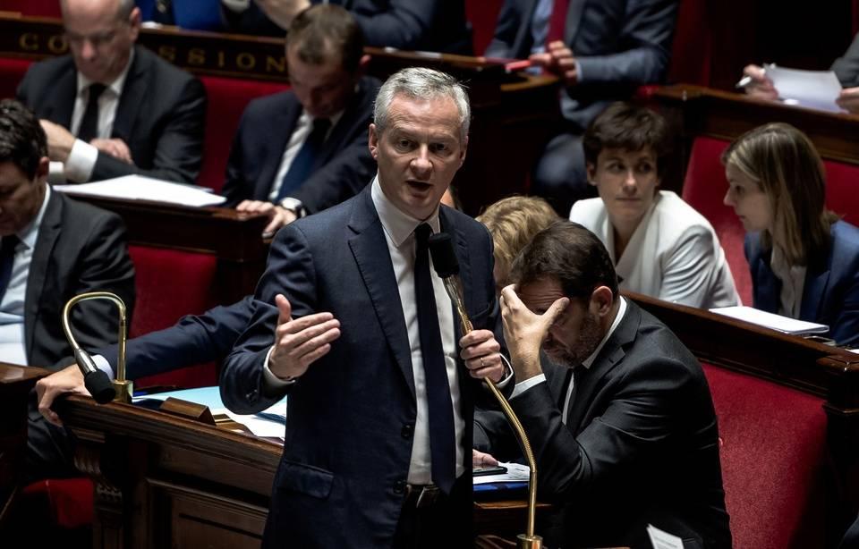 «Gilets jaunes»: La facture des mesures atteint 17 milliards d'euros, selon Le Maire 960x6582