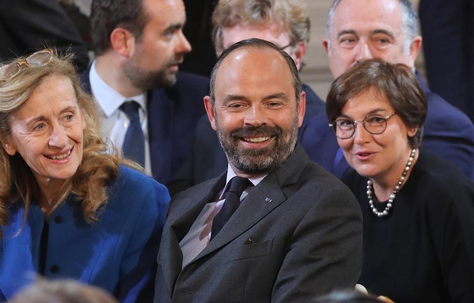 Edouard Philippe et ses ministres se «délocalisent» en Charente 960x6587
