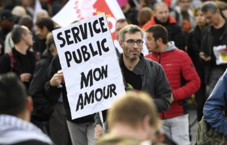 Réforme de la fonction publique: Les syndicats appellent à la grève ce jeudi 960x6616