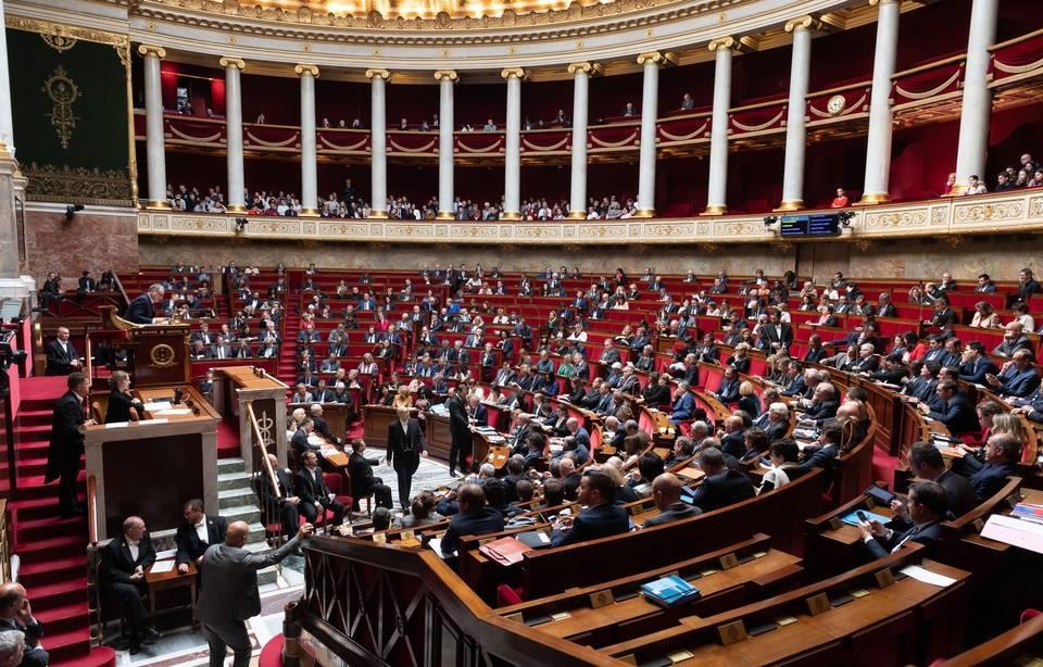 Les députés votent un dispositif de lutte contre le harcèlement sexiste et sexuel à l'Assemblée nationale 960x6668