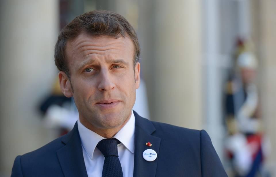 «Gilets jaunes»: Pour Emmanuel Macron, le mouvement n'a «plus de débouché politique» 960x6673